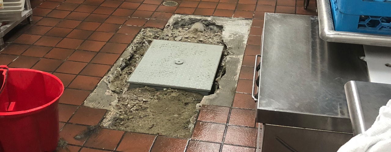 Irvine S Top Grease Trap Repair Replacement Installation